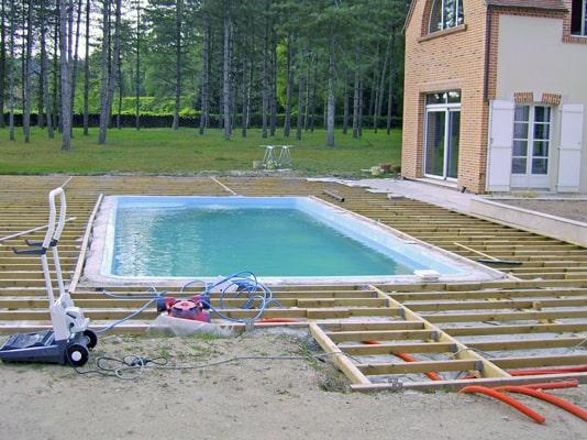Margelles et finitions des abords piscine mon de pra