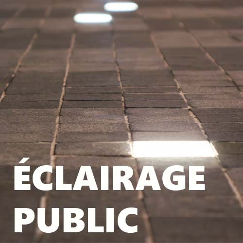 éclairage public blot