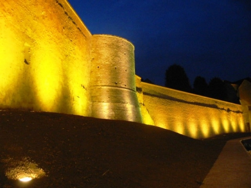 illuminations remparts chateaudun