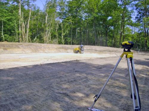 Entreprise travaux publics terrassement 28 modelage terrain tennis