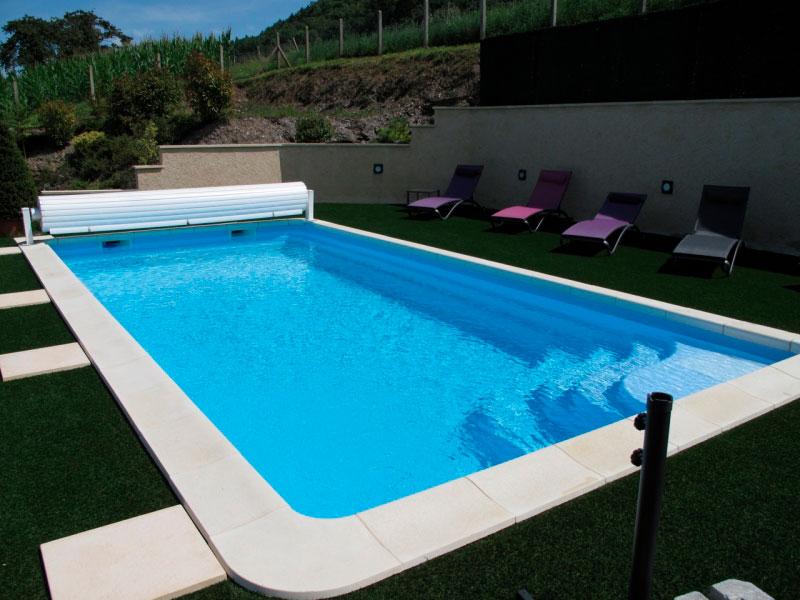 piscine coque rectangulaire mon de pra