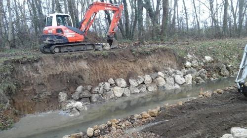 renaturation entretien restauration rivière