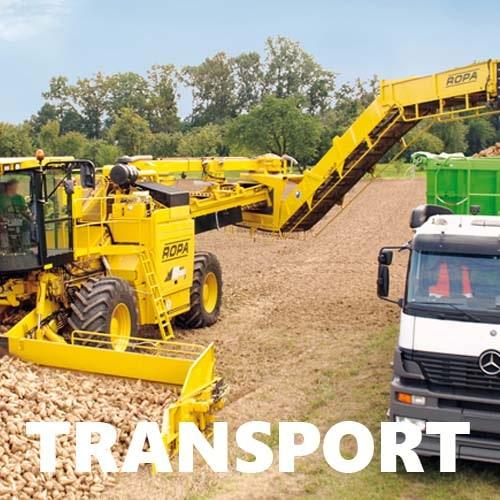 transport blot camion agricole