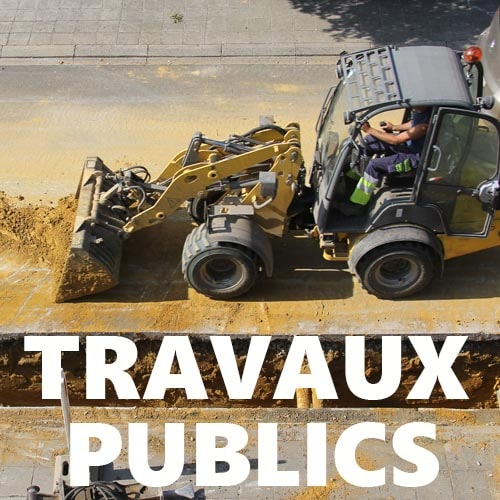 travaux public blot