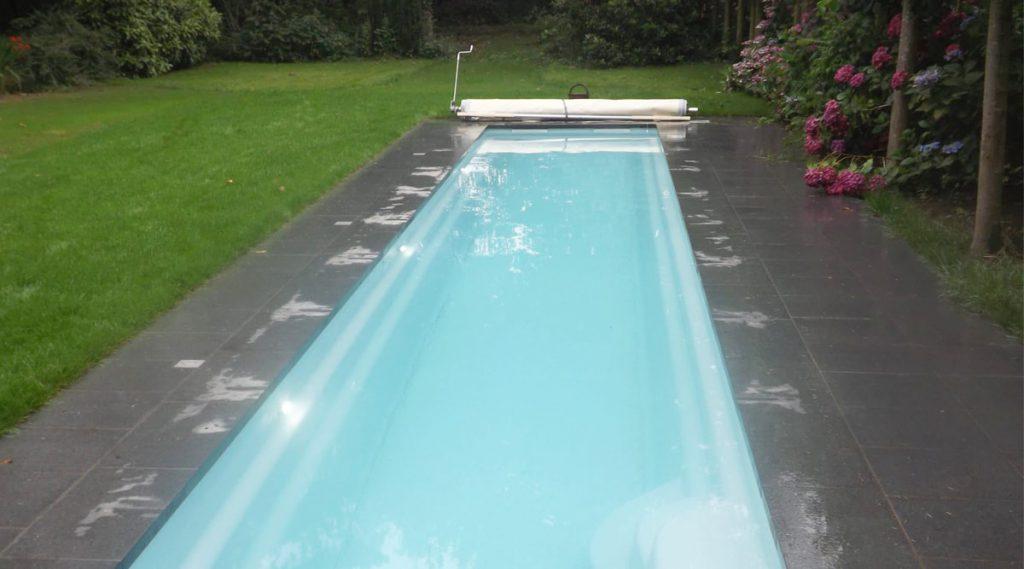 blot installation piscine couloir de nage mon de pra loiret orléans 45