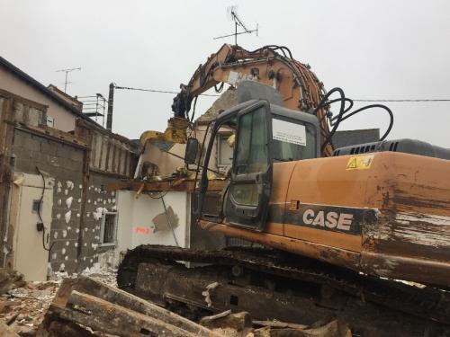 blot travaux publics tp démolition et tri des déchets