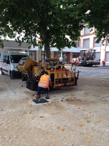 Création et améliorations d'accès PMR et extérieurs sur des collèges du Loire